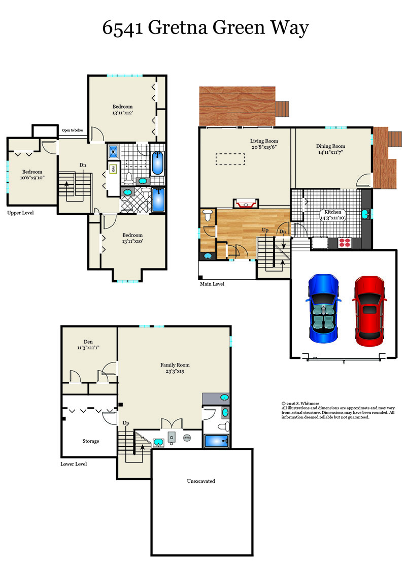 272_floorplan_level-web Gretna Green Alexandria Real Estate Listings - Best of Northern Virginia