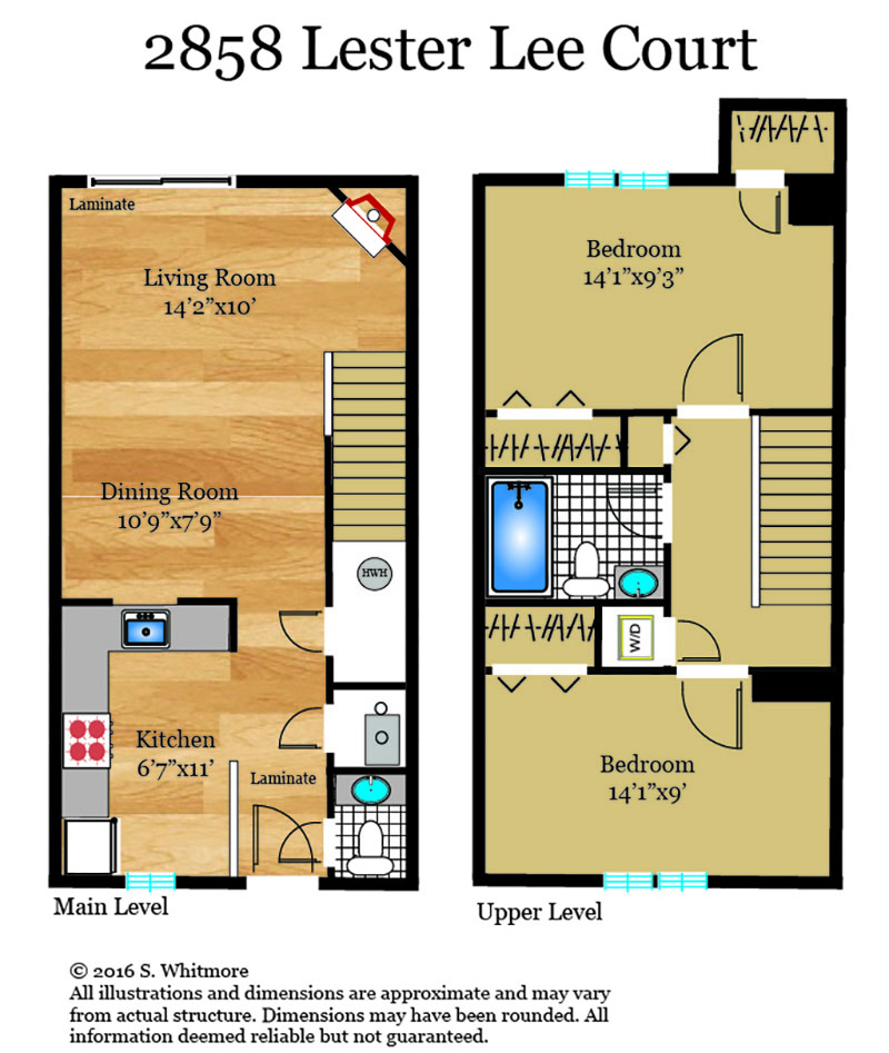286_floorplan_level-web Lester Lee Falls Church Real Estate Listings - Best of Northern Virginia