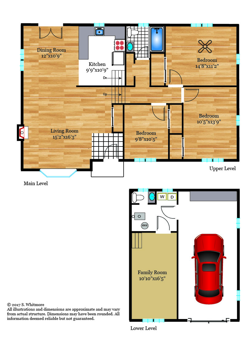 293_floorplan_level-web Cather Springfield Real Estate Listings - Best of Northern Virginia