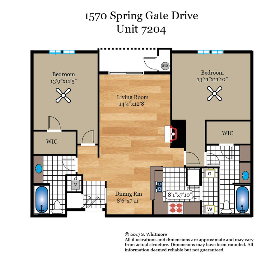 325_floorplan_level-web Spring Gate Mclean Real Estate Listings - Best of Northern Virginia