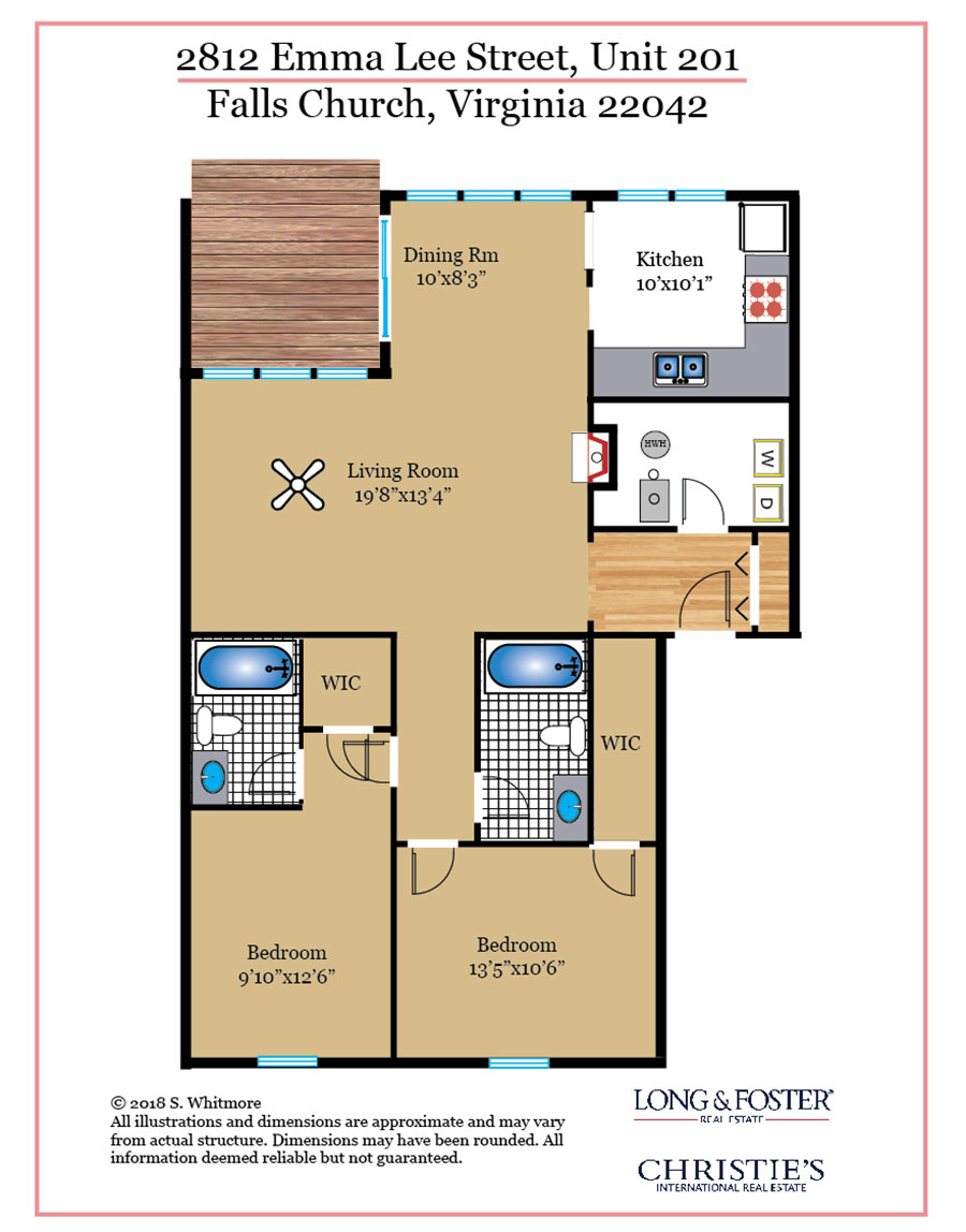 348_floorplan_level-web  Falls Church Real Estate Listings - Best of Northern Virginia