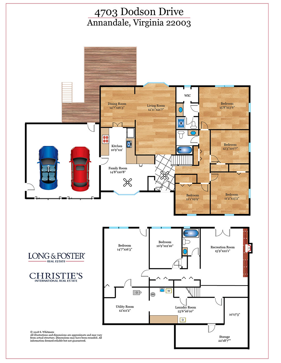 351_floorplan_level-web Dodson Annandale Real Estate Listings - Best of Northern Virginia