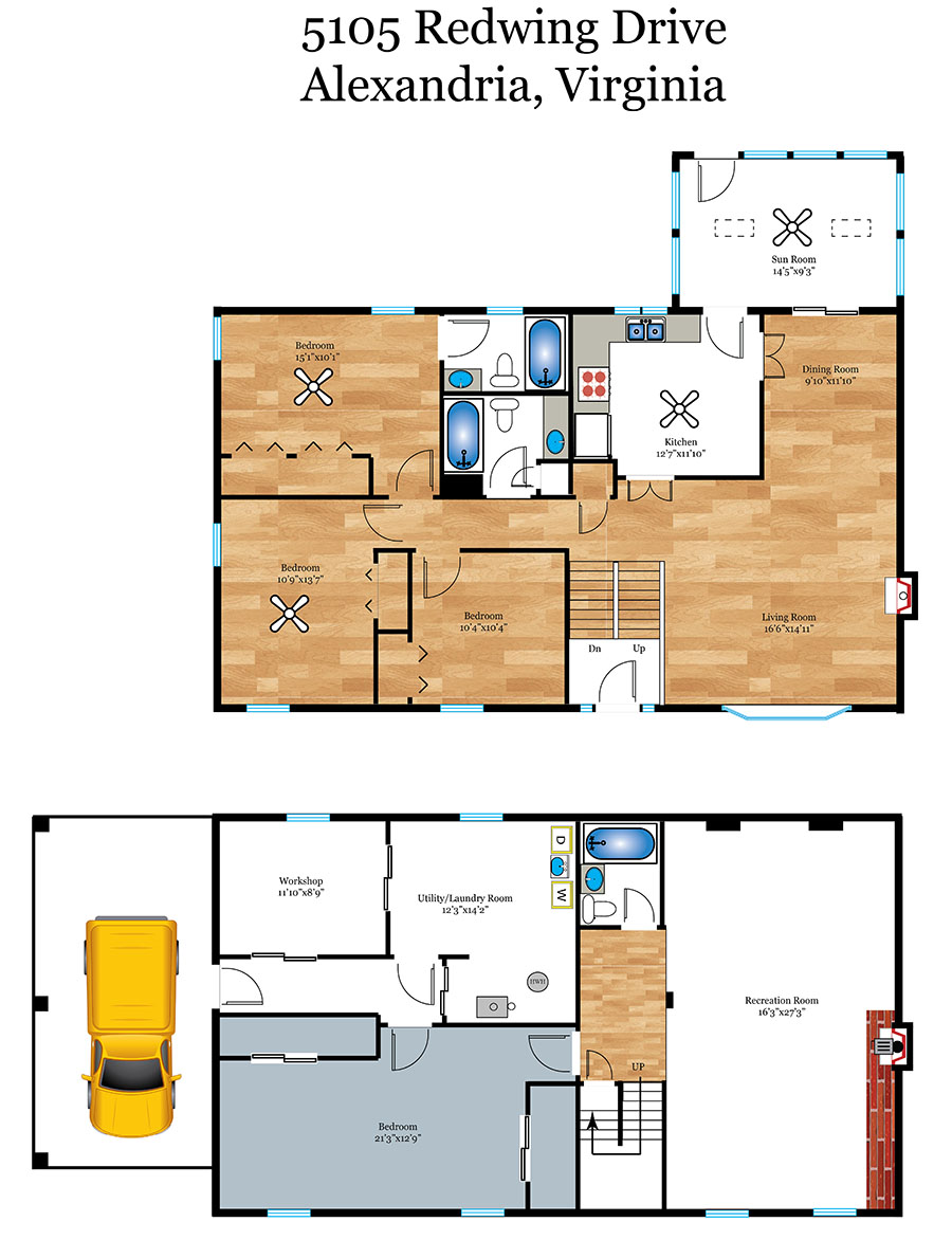 371_floorplan_level-web Kingston Annandale Real Estate Listings - Best of Northern Virginia