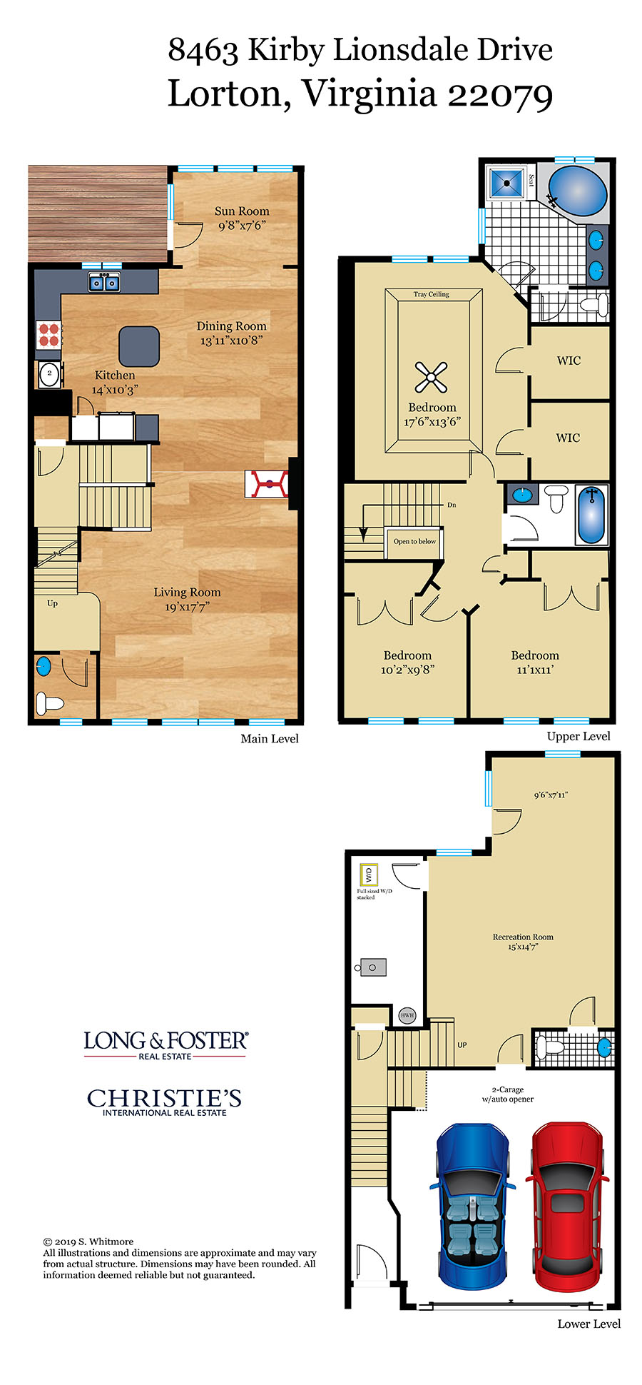384_floorplan_level-web-01  |   | Lorton Delaware Real Estate For Sale | MLS#   - Best of Northern Virginia