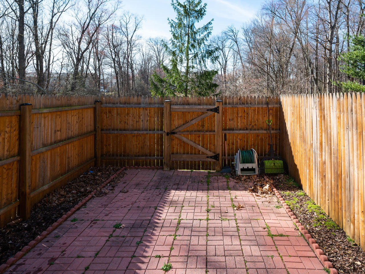 3753_patio  |   | Falls Church Delaware Real Estate For Sale | MLS# Vafx1116560  - Best of Northern Virginia